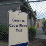 Green to Cedar Rivers Trail