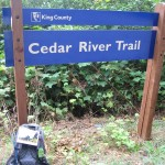 Cedar River Trail at Green to Cedar River Trail Confluence
